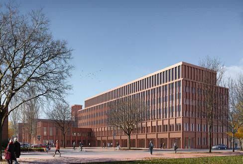 Rathaus Langenhagen in Heidelberg, O&O BAUKUNST