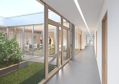 Berliner Wasser Betriebe – Betriebsgebäude, Berlin, Lehrecke Witschurke Architekten