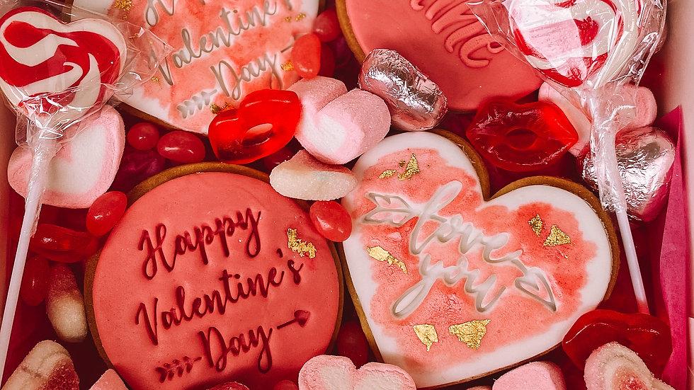 Valentines Day Little Love Gift Box