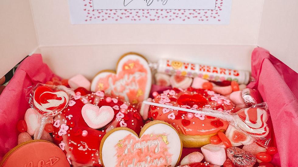 Valentines Day Big Love Gift Box