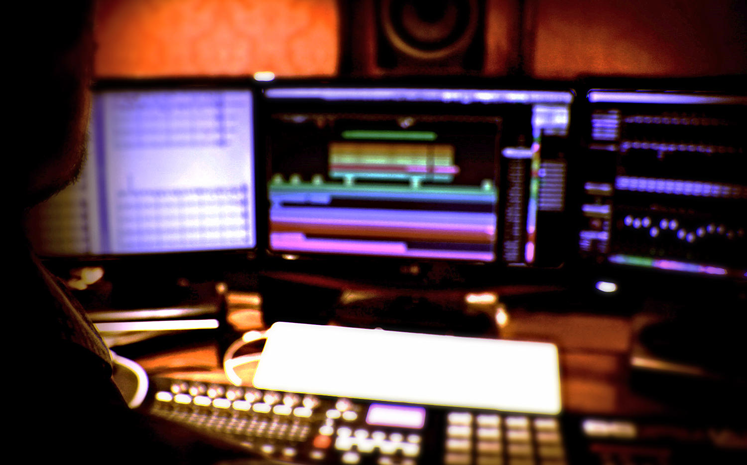 Mixing 5.1 Surround for Nature of the Beast