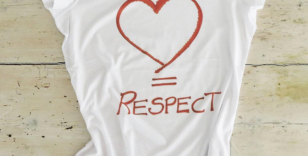 Love_Respect - t-shirt donna