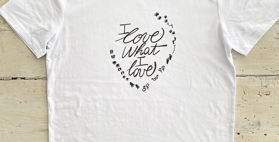 I Love what I Love