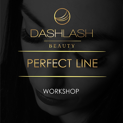 DEPOSIT FOR PERFECT LINE  WORKSHOP TRAINING