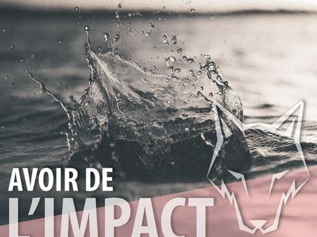 AVOIR DE L'IMPACT