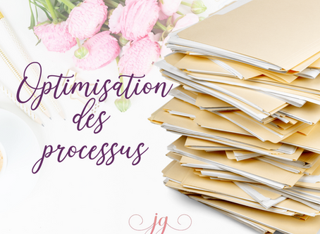 Optimisation des processus