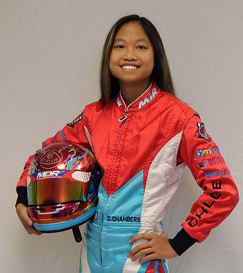 Chloe Holding Helmet Waist Up - 2020.jpg