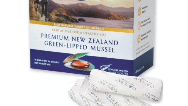 크로바베이 초록입홍합 과립환 30포(CLOVA BAY PREMIUM NZ GLM)