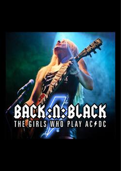 BACK:N:BLACK AC - DC GIRLS
