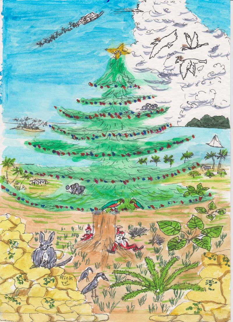 Australian Christmas 1