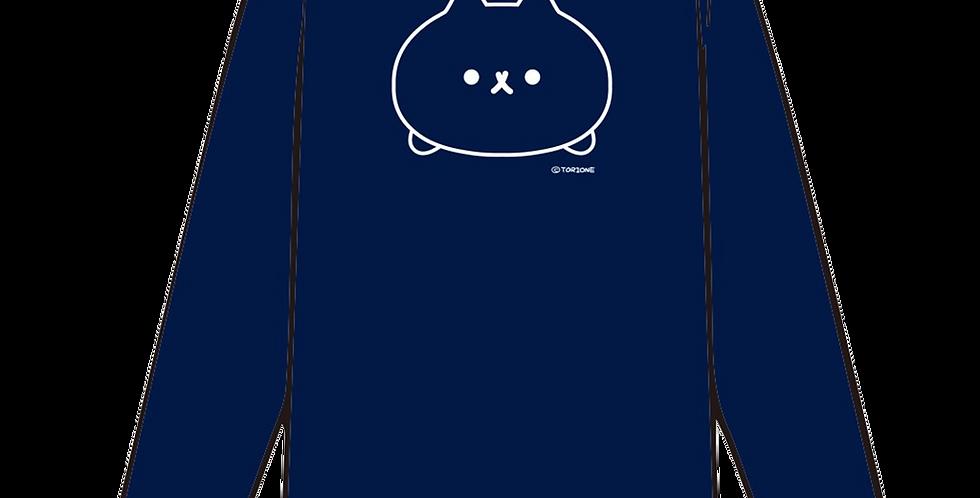 長袖T-shirt(フェイス)