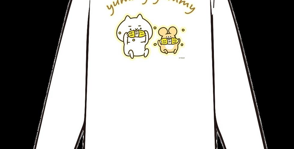 長袖T-shirt(コーン)