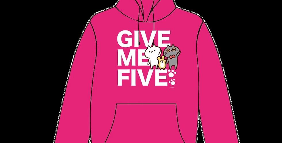 パーカー(GIVE ME FIVE)