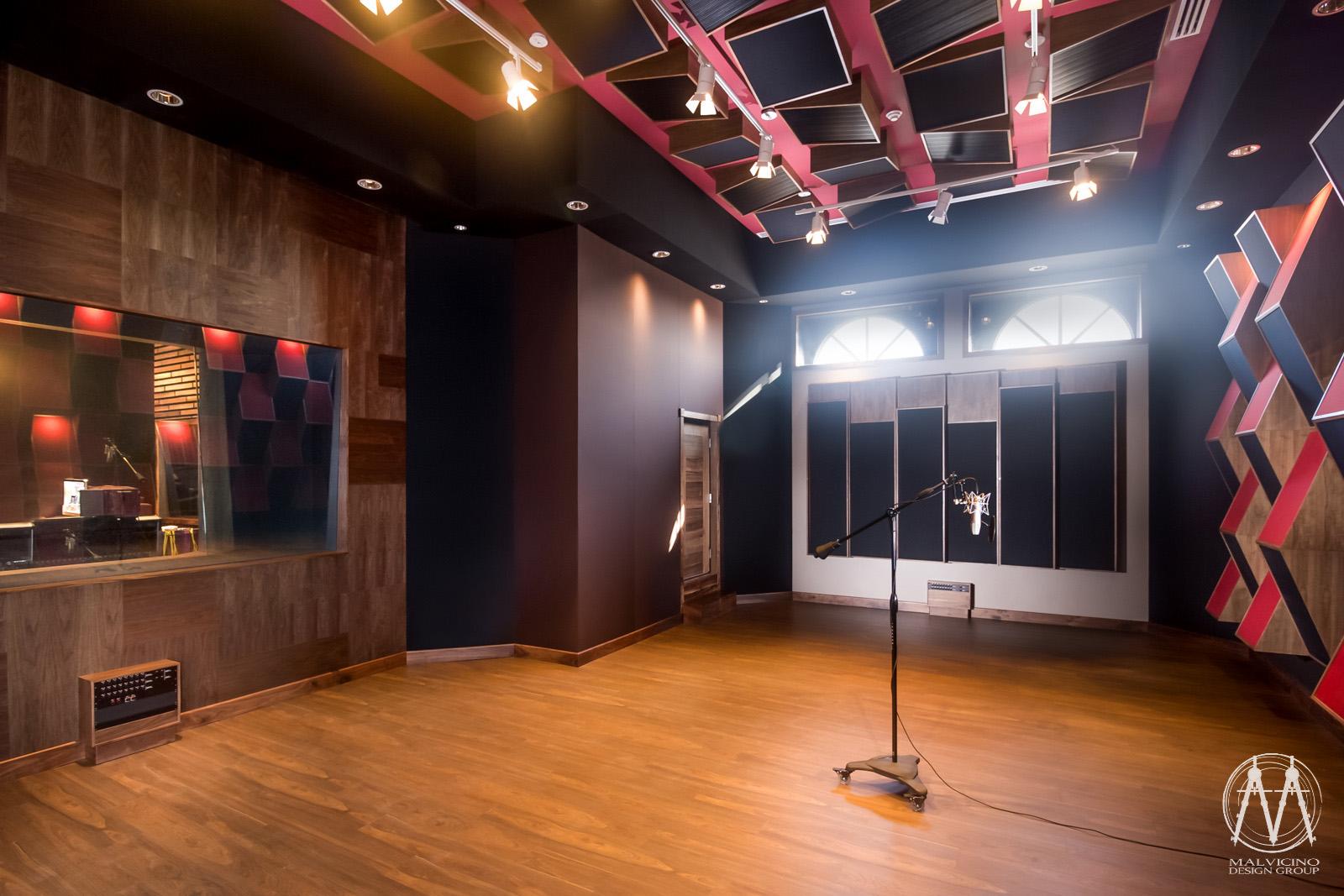 Estudio de grabación Espi 1029