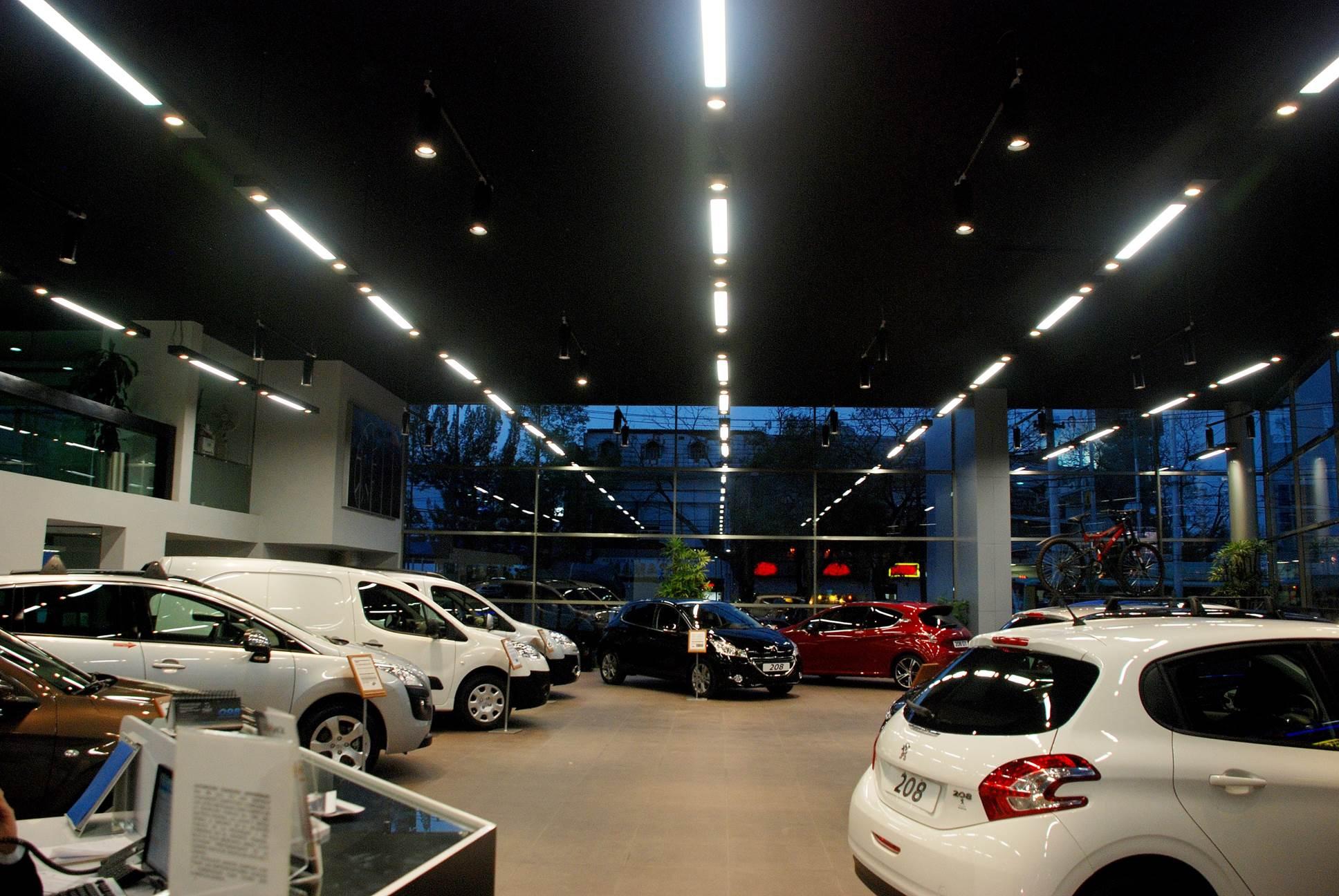 Agencia Peugeot Universidad