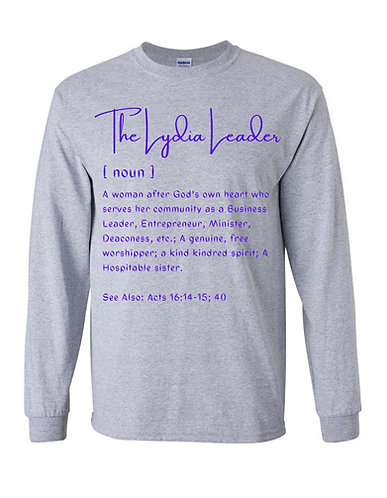 The Lydia Leader Project Long Sleeve Shirt
