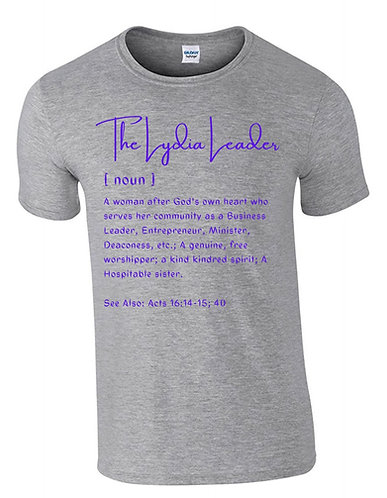 The Lydia Leader Project T-Shirt
