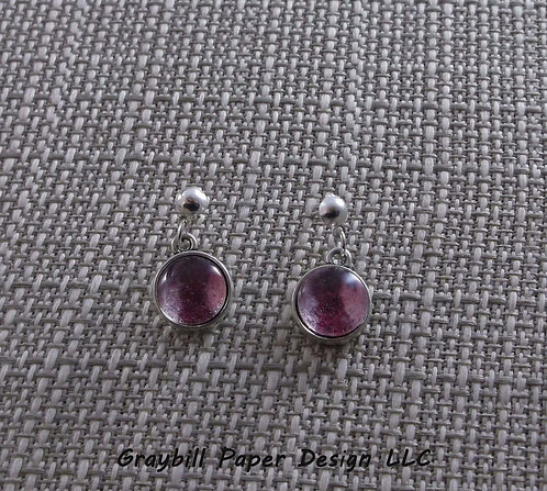 Small Post Dangle Earring