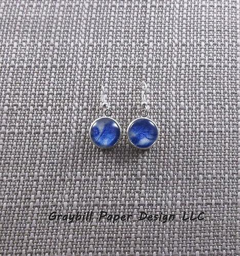 14 mm Dangle Earring