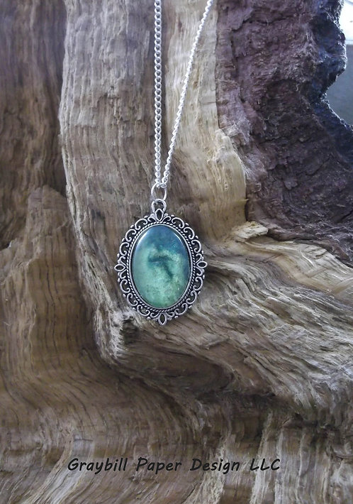 Antique Oval