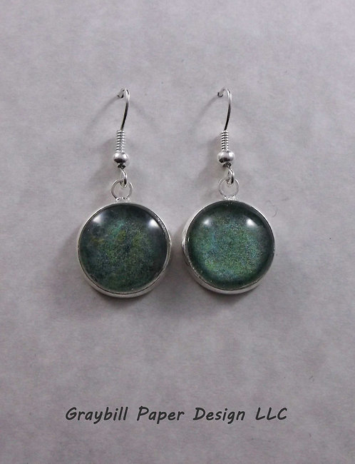 14 mm Dangle Earring
