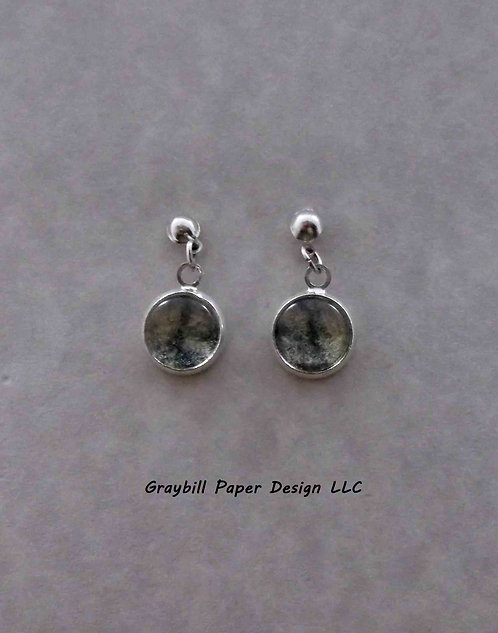 Post Dangle Earring