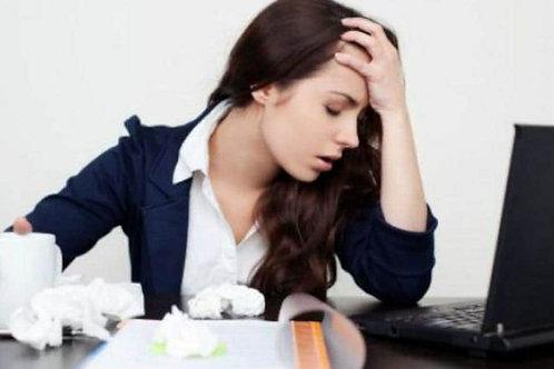 Escala de depresión del Centro de Estudios Epidemiológicos CES-D-R
