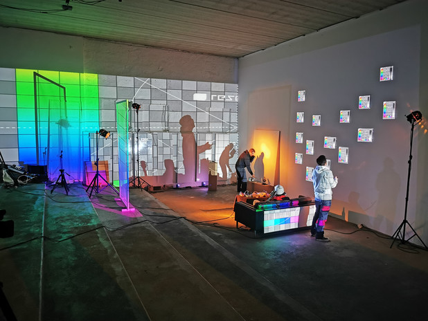 RESONANZ 2021 Galerie KUB Florian Fraust