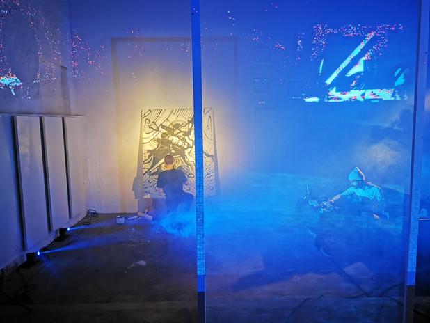 RESONANZ 2021 Galerie KUB Merlin Schikor