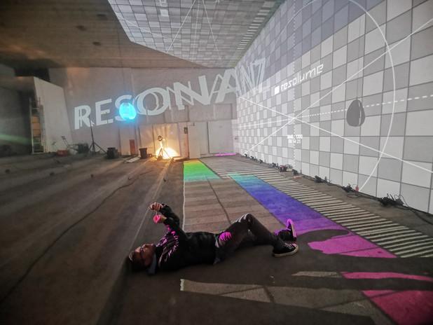 RESONANZ 2021 Galerie KUB VJTengen _ Flo