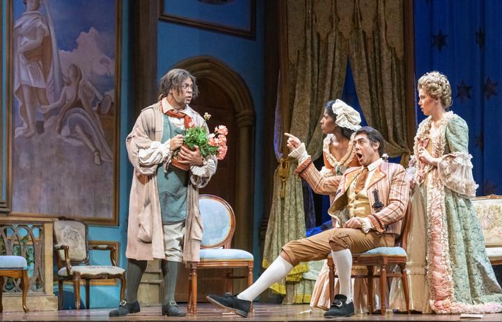 Antonio/Le nozze di Figaro