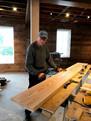 Vinnie wood working