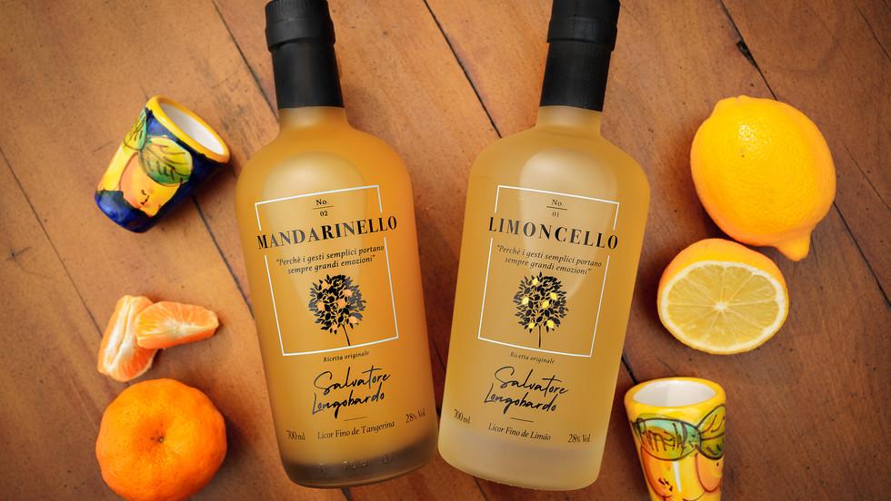 O Mandarinello SL traz em sua garrafauma incrível mistura de traços cítricos, amargos, doces erefrescantes ao mesmo tempo,de forma suave e agradável. O sabor da tangerina adiciona características únicasem drinks, podendo ser saboreado também como um aperitivo ou após uma deliciosa refeição.
