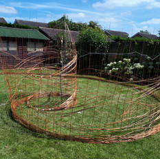 Willow structure - under construction