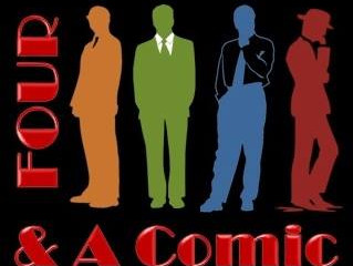 Four Guys & A Comic Podcast Interview