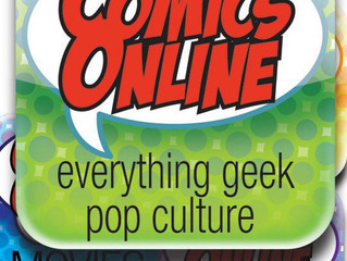 ComicsOnline.com Interview @ Flashback: Comics & Games in Woodbridge, VA.