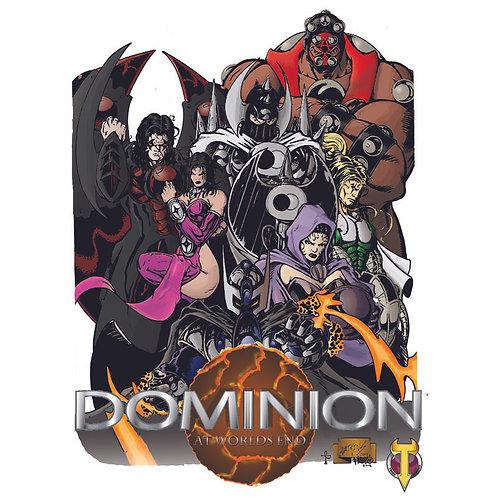 11 x 17 Dominion Print