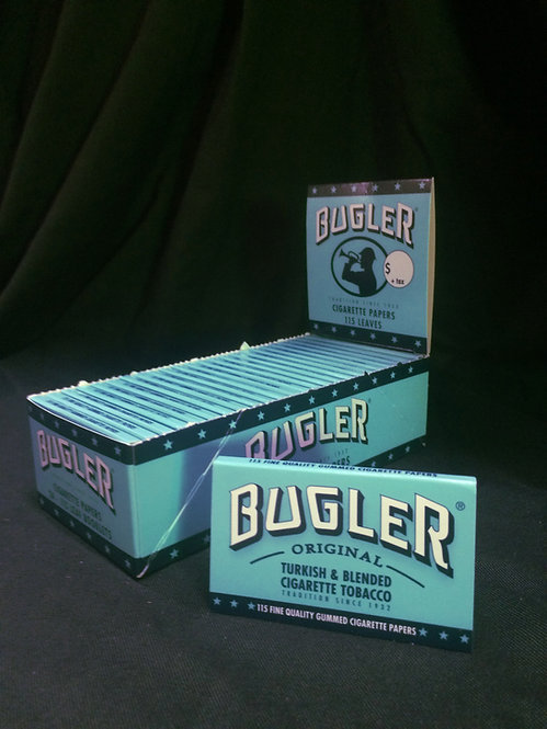 Bugler single wide papers