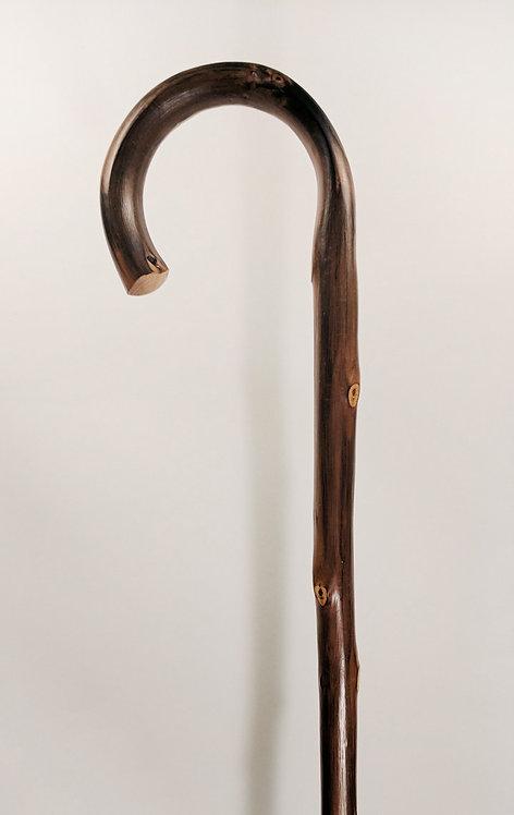 Finna Walking Cane, Rustic Chestnut