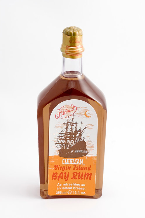 Virgin Island Bay Rum Splash by Pinaud Clubman, 12 oz