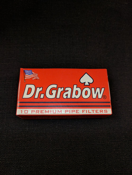 Dr. Grabow Pipe Filters, 6mm