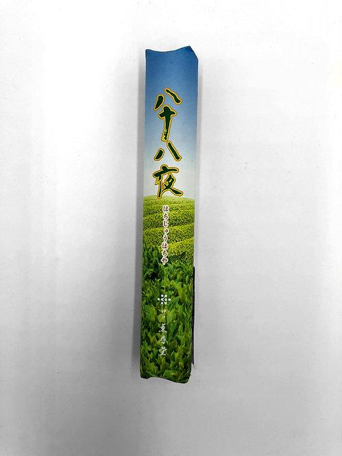 "Shoyeido ""Green Tea"" incense, bundle of 35 sticks"