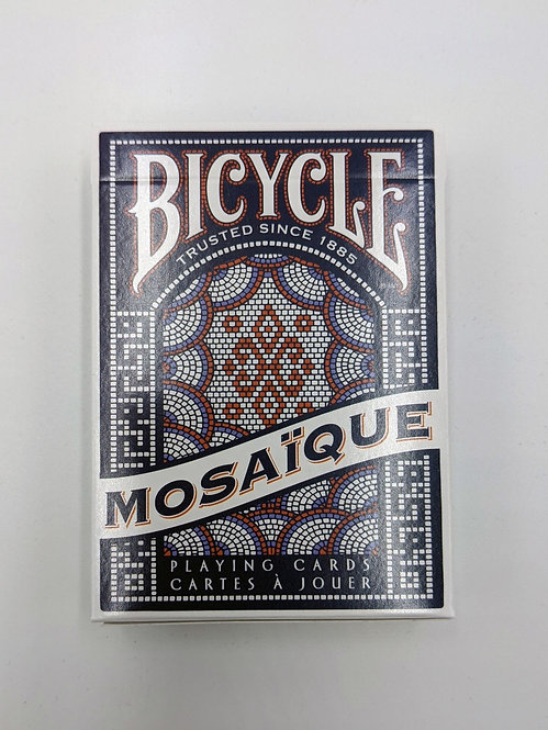 "Bicycle ""Mosaique"" playing cards"