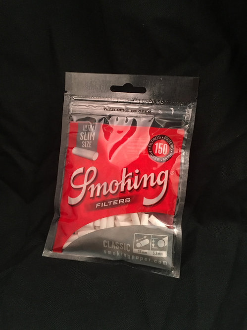 Smoking Ultra-Slim Rolling Filters