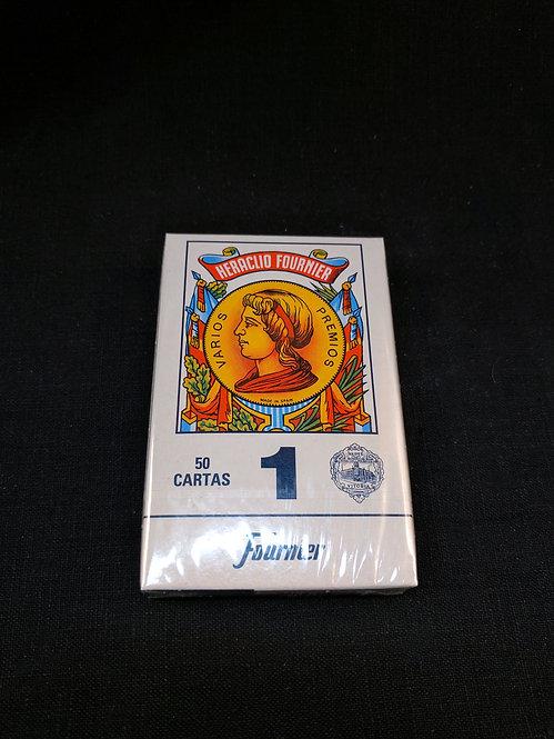 Fournier Spanish Cards No. 1