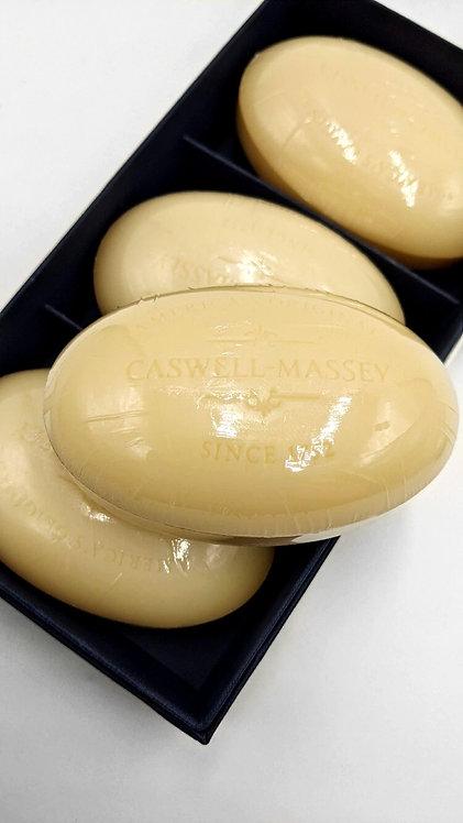 "Caswell Massey ""Heritage""  Tricorn bar soap, 5.8oz"
