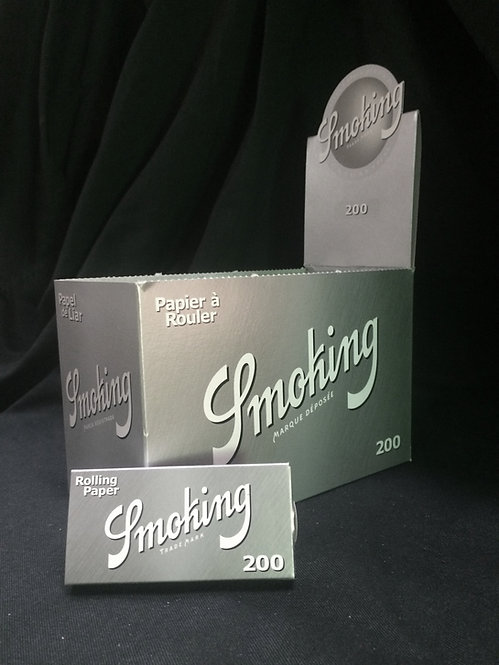 Smoking Master papers, 1 1/4 width, 200 pack