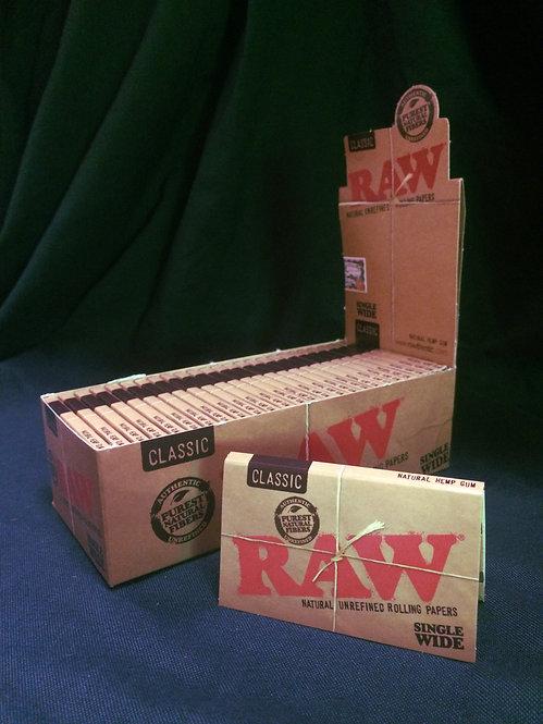 Raw Classic, Single Width