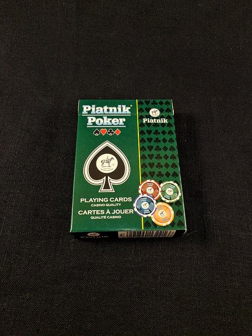 Piatnik Poker Cards