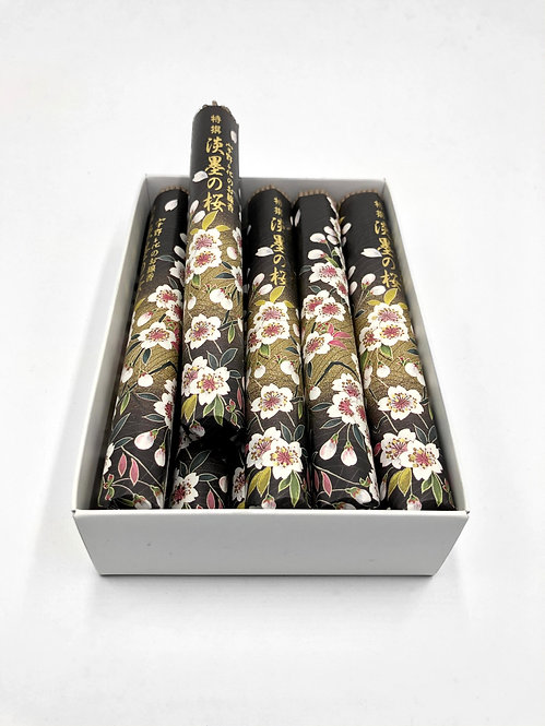 """Usuzumi no Sakura"" cherry blossom incense by Nippon Kodo, 60 sticks"